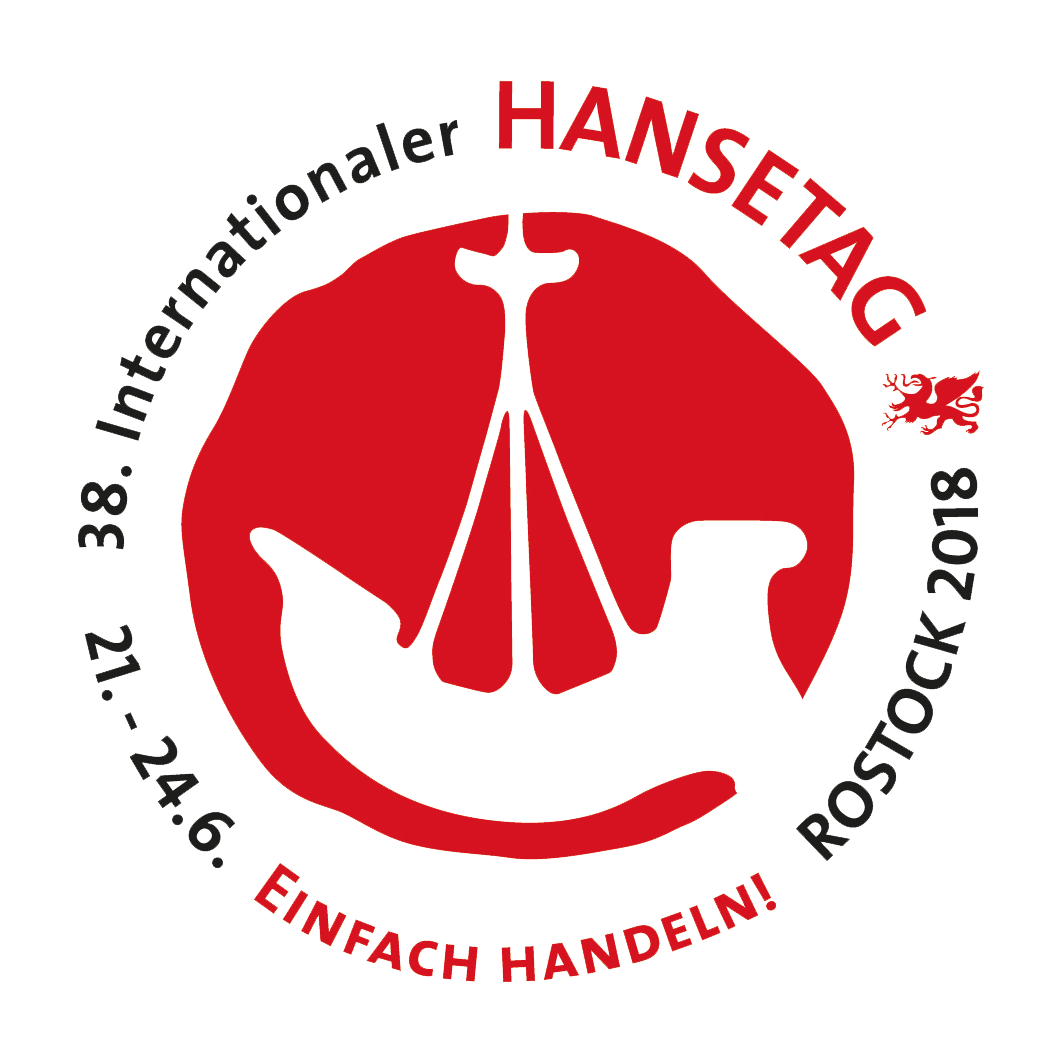 Logo Internationaler Hansetag in Rostock
